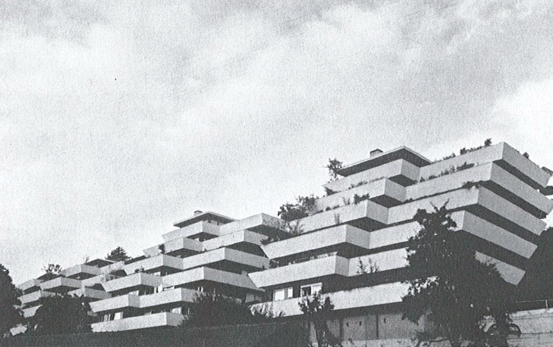 post–stucky, Fritz Stucky, Terrasse